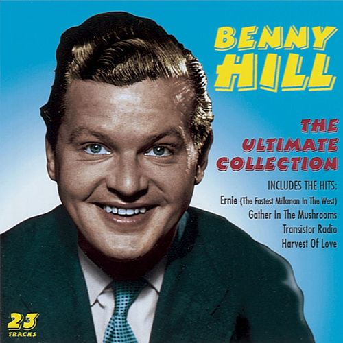 Benny Hill: The Ultimate Collection by Benny Hill