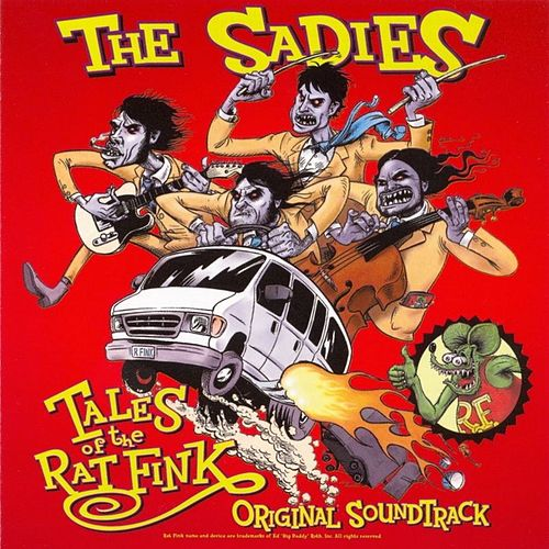 Tales of the Ratfink - Original Soundtrack de The Sadies
