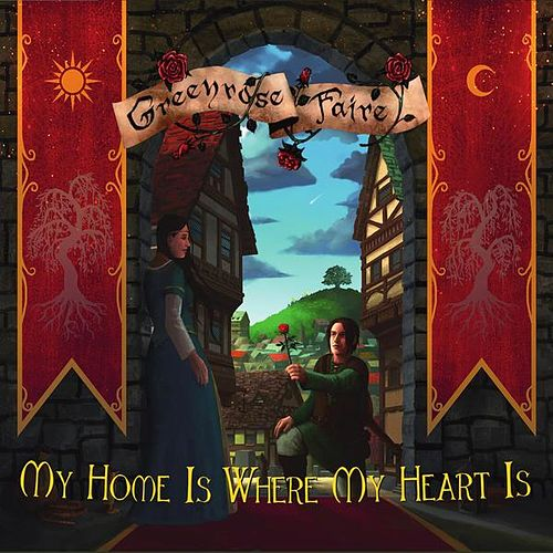 My Home Is Where My Heart Is by Greenrose Faire