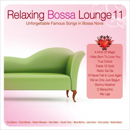 Relaxing Bossa Lounge Vol. 11 de Various Artists