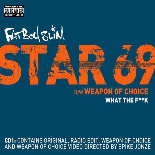 Star 69 (Remixes) von Fatboy Slim