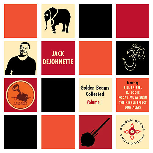Golden Beams Collected Volume 1 by Jack DeJohnette