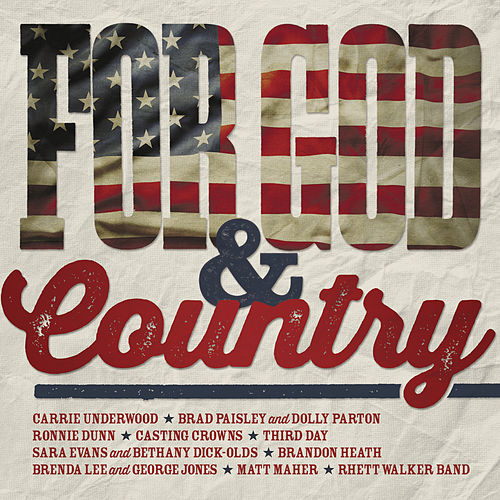 For God & Country de Various Artists