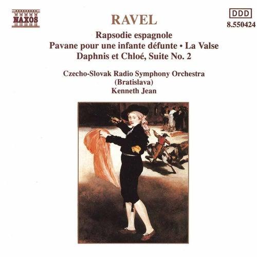 Rapsodie espagnole / La Valse / Daphnis von Maurice Ravel