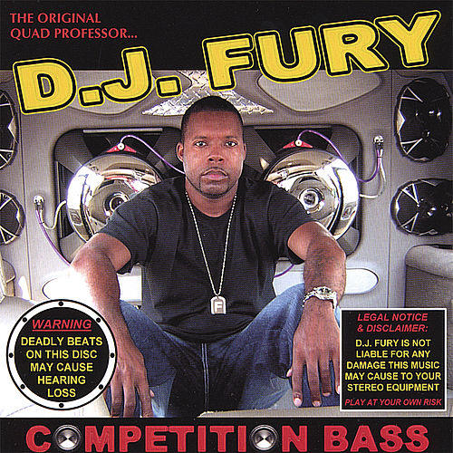 Competition Bass by DJ FURY