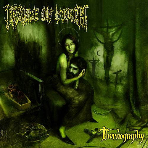 Thornography de Cradle of Filth