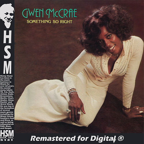Something so Right de Gwen McCrae