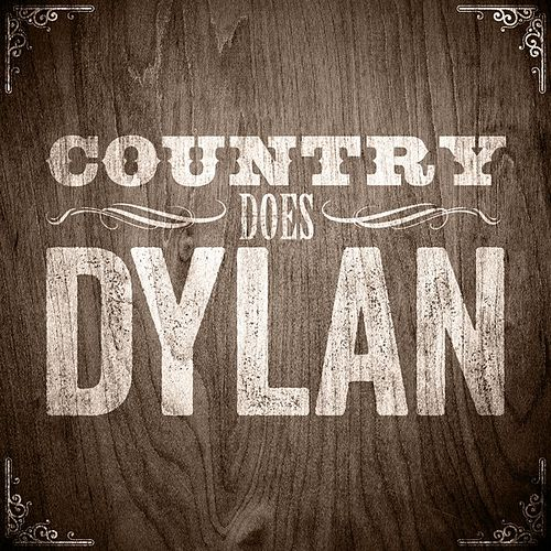 Country Does Dylan de Various Artists