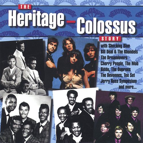 The Heritage / Colossus Story van Various Artists