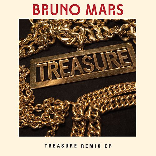 Treasure Remix EP von Bruno Mars