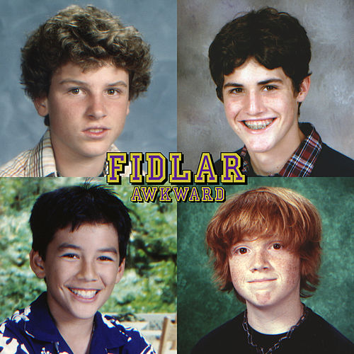 Awkward (Recorded at Mant, June 2013) by FIDLAR