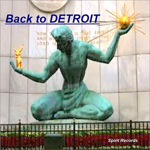 Back to Detroit by Various Artists