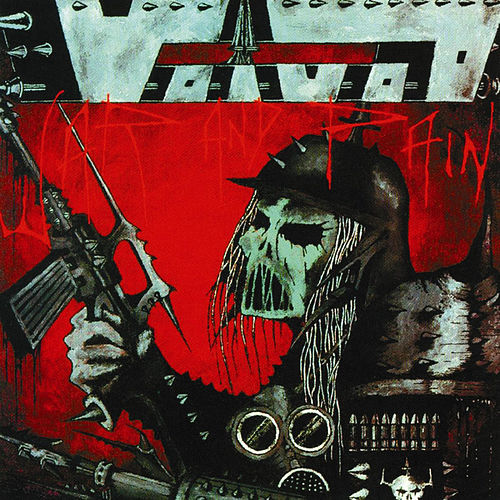 War and Pain by Voivod