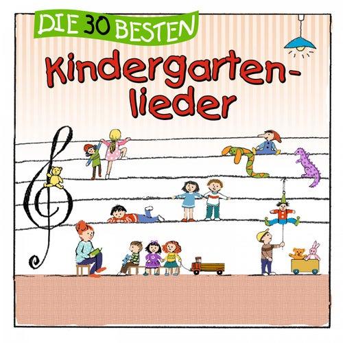 Die 30 besten Kindergartenlieder de Simone Sommerland, Karsten Glück & die Kita-Frösche