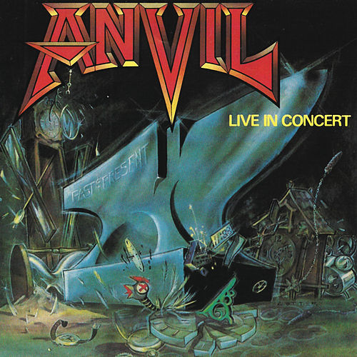 Past and Present Live by Anvil