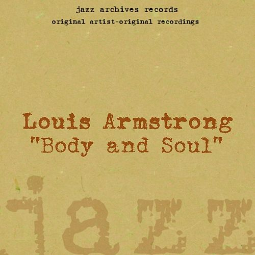 Body and Soul de Various Artists