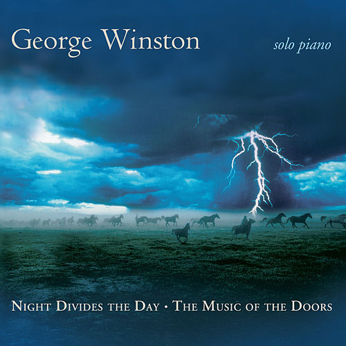Night Divides the Day - The Music of the Doors de George Winston