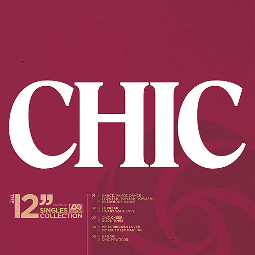 The 12' Singles Collection de CHIC