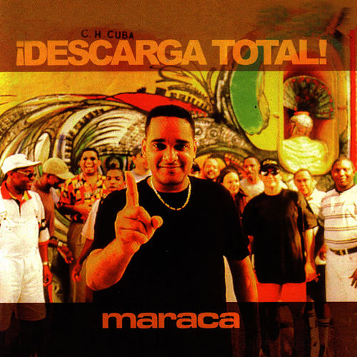 Descarga Total! by Orlando Maraca Valle