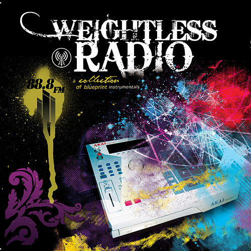 Weightless Radio: A Collection of Blueprint Instrumentals de Blueprint