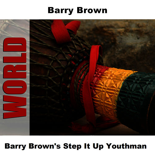 Barry Brown's Step It Up Youthman by Barry Brown