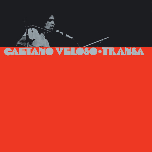 Transa by Caetano Veloso