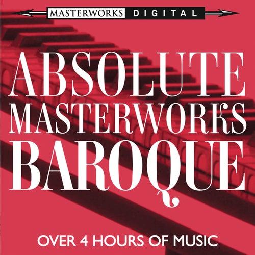 Absolute Masterworks - Baroque de Various Artists