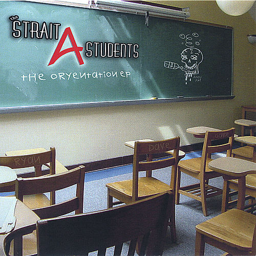 The Oryentation Ep by Strait A Students