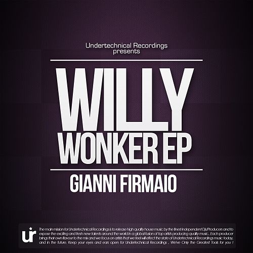 Willy Wonker - Single by Gianni Firmaio