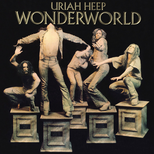 Wonderworld (Expanded Deluxe Edition) by Uriah Heep