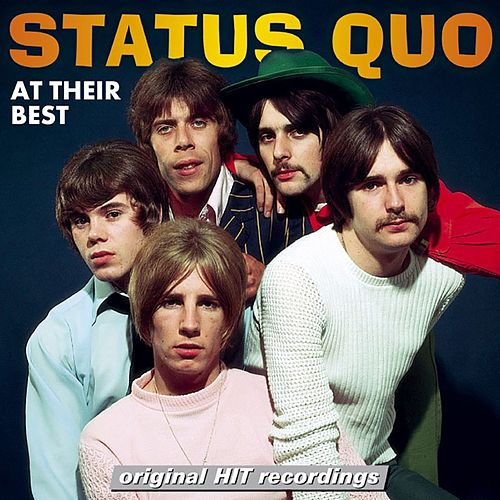 Status Quo At Their Best de Status Quo