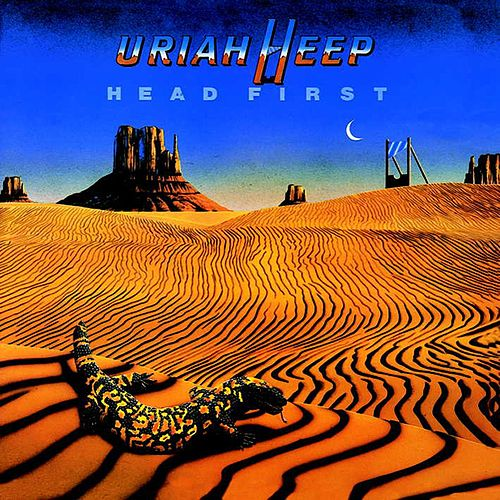 Head First de Uriah Heep