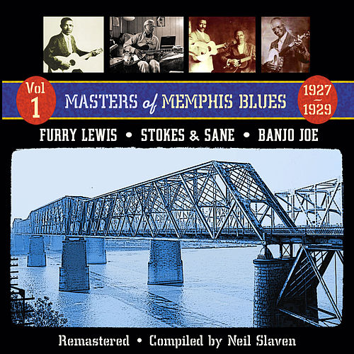 Memphis Blues Masters One by Various Artists