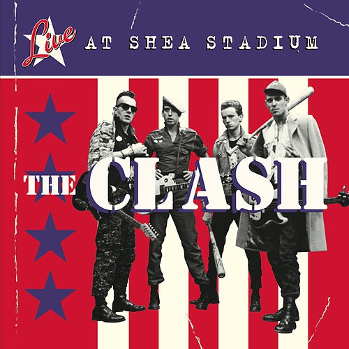 Live at Shea Stadium de The Clash