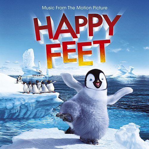 Happy Feet Music From the Motion Picture (U.S. Album Version) de Various Artists