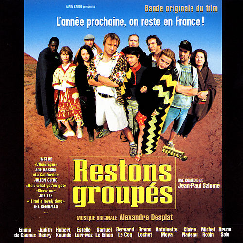 Restons Groupés - Bande originale du film de Various Artists
