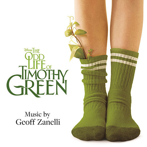 The Odd Life of Timothy Green de Geoff Zanelli