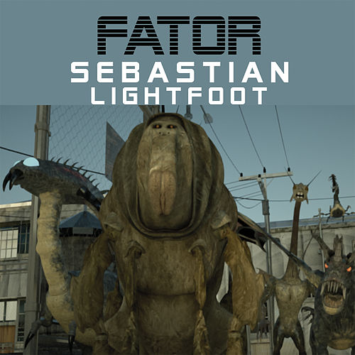 Fator by Sebastian Lightfoot