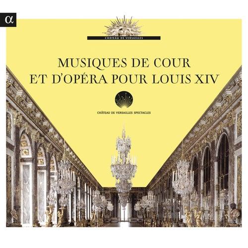 Musiques de cour et d'opéra pour Louis XIV de Various Artists
