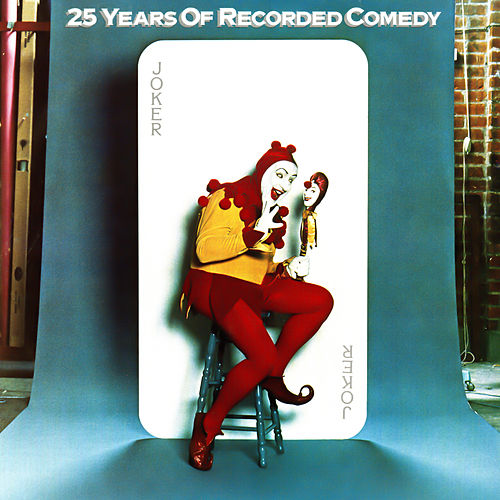 25 Years of Recorded Comedy by Various Artists