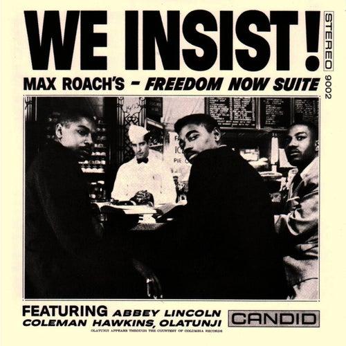 We Insist! - Freedom Now Suite de Max Roach