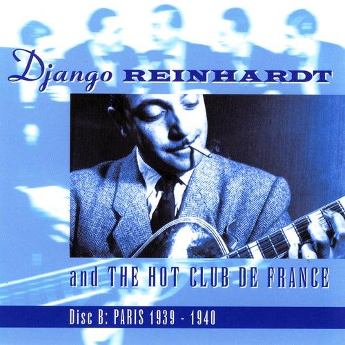 Paris and London 1937-1948 B de Django Reinhardt