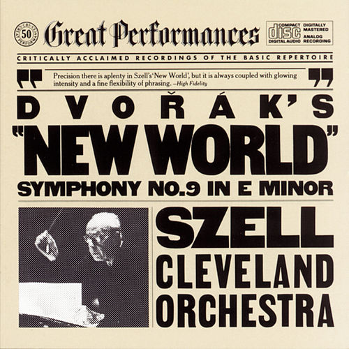 Dvorák:  Symphony No. 9 in E minor, Op. 95 'From the New World' by Cleveland Orchestra
