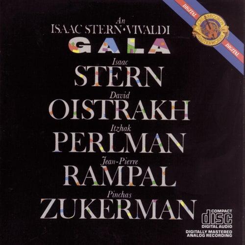 An Isaac Stern Vivaldi Gala de Various Artists