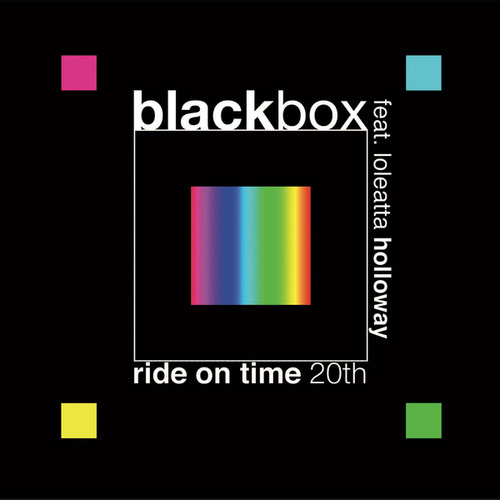 Ride on Time 20th by Black Box