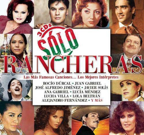 Sólo Rancheras by Various Artists