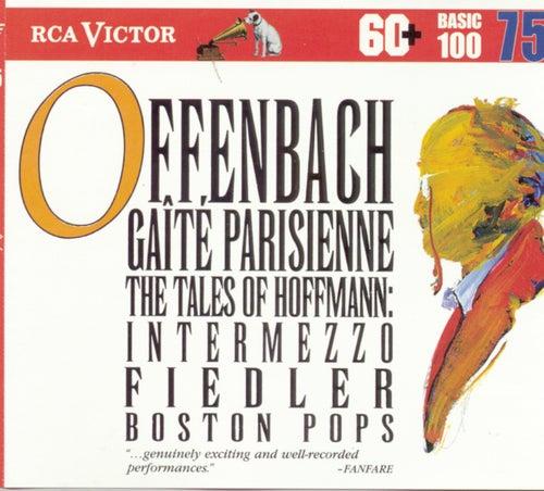Gaite Parisienne, etc. by Jacques Offenbach