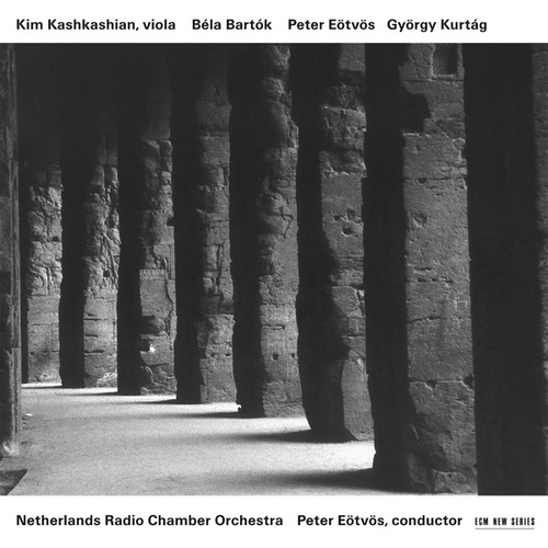Béla Bartók, Peter Eötvös, György Kurtág de Peter Eötvös