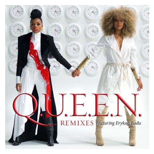 Q.U.E.E.N. [feat. Erykah Badu] (Remixes) de Janelle Monae
