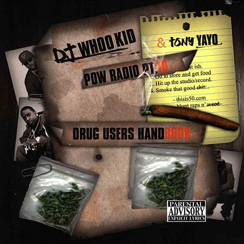 Pow Radio Pt. 10: Drug Users Handbook de Various Artists